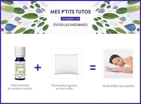 DIY : Eviter les insomnies avec les huiles essentielles