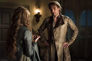 Cersei and Jaime Lanister
