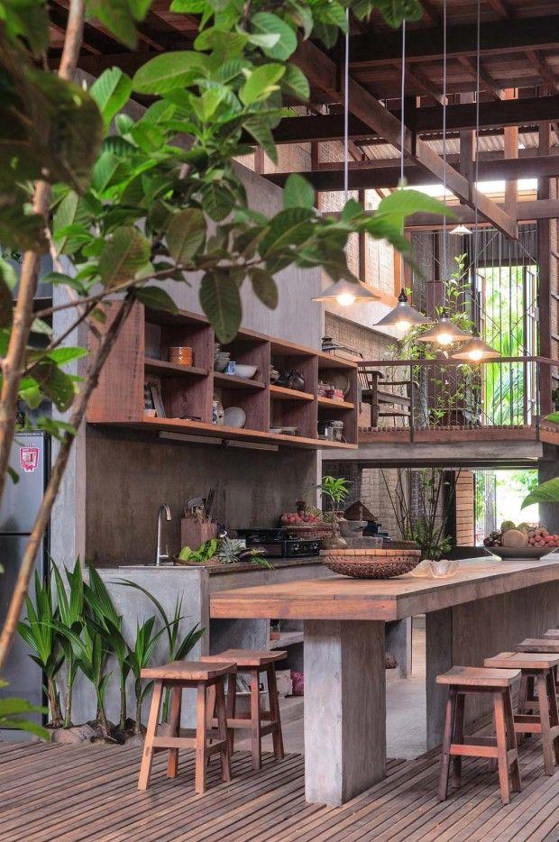 Habitation à faible coût au Vietnam par Nishizawa Architects - Journal du Design