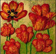 Πίνακες ζωγραφικής με θέμα τα λουλούδια