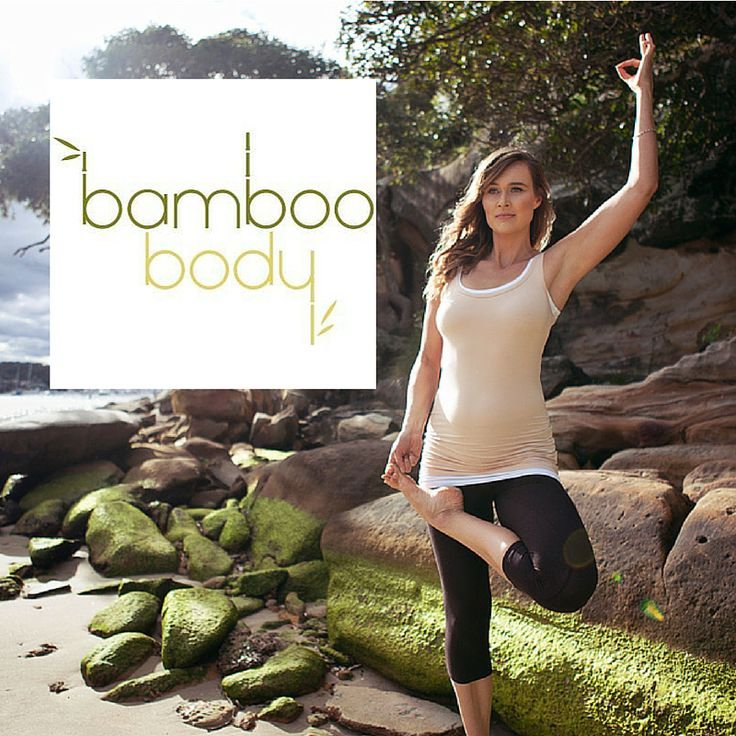 Eco Fashion Essentials from Bamboo Body