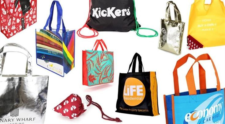 Bag Your Brand: Ten reasons why promotional bags can work for your brand.