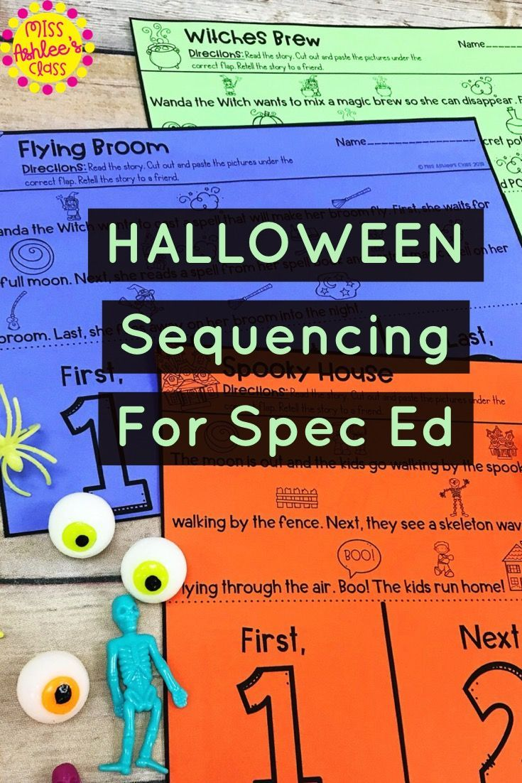 Halloween Story Retelling And Sequencing Flap Books First Next Last Flap Book Teaching Reading Comprehension Interactive Writing [ 1102 x 735 Pixel ]