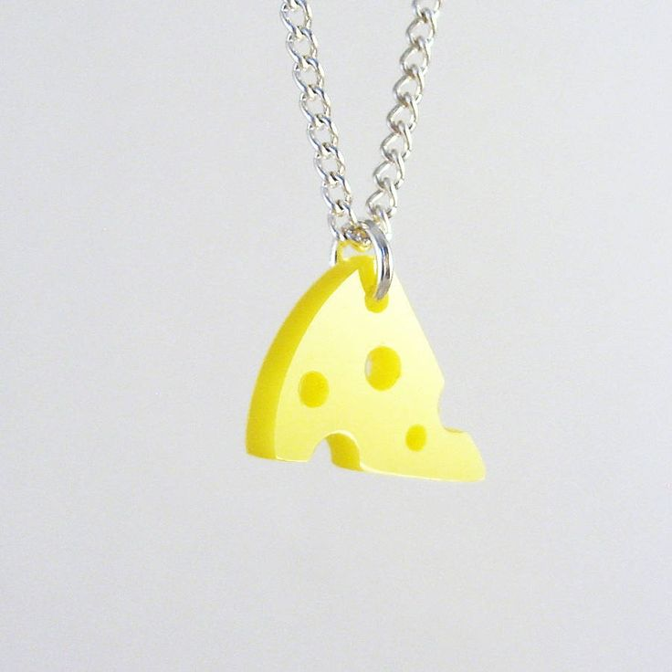 Mini Cheese Necklace