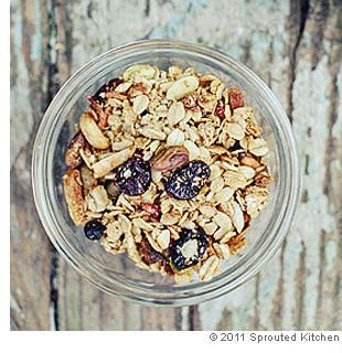 Cherry Nut Granola | Recipes | Pinterest | Granola, Cherries and ...