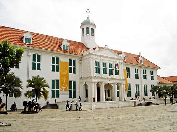 Ingat Saat di Kota Tua Jakarta, Jangan Sampai Terlewatkan 5 Obyek Wisata ini | PiknikDong