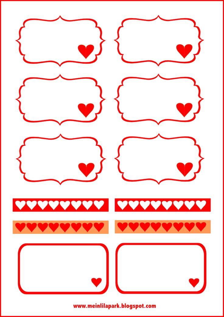 valentine card tutorial