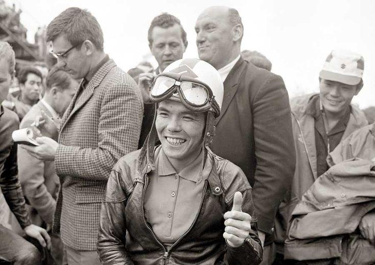 Suzuki Wins at the 1963 Isle of Man Races