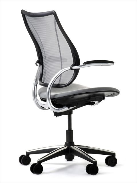 Kontorstole - Humanscale Liberty chair, office chair, seating