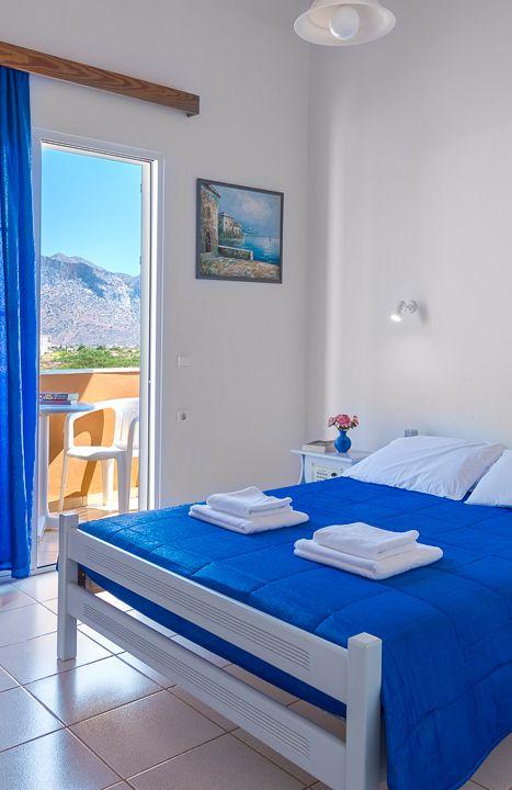 Eleana Apartments in Stavros, Chania, Crete
