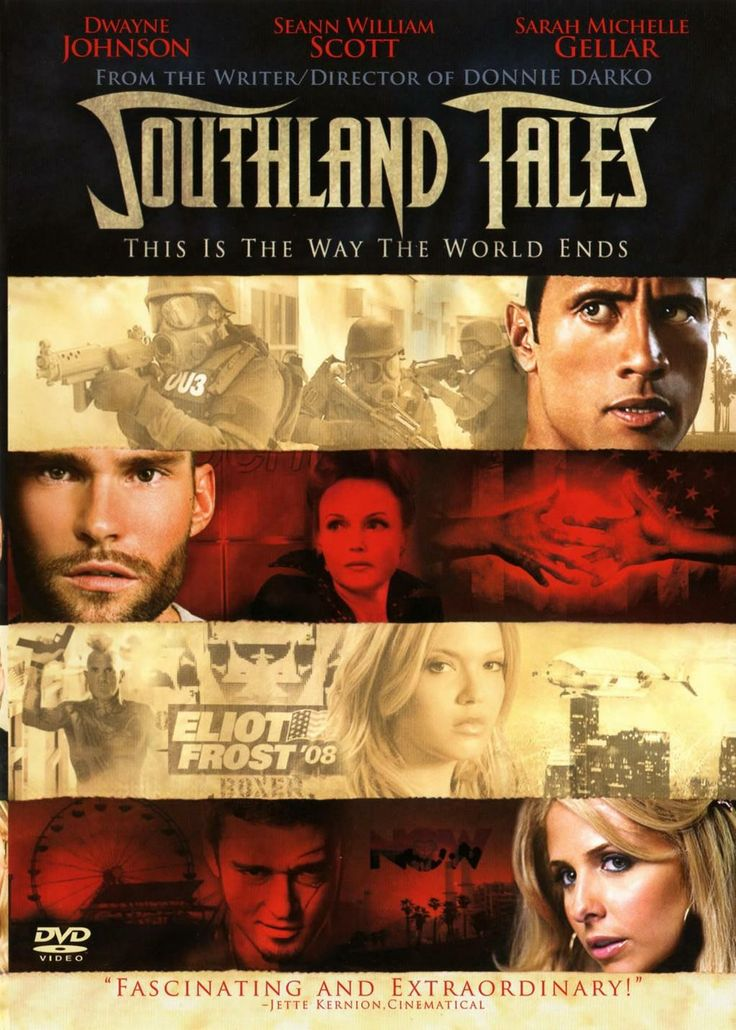 Southland Tales- awesome movie!!!