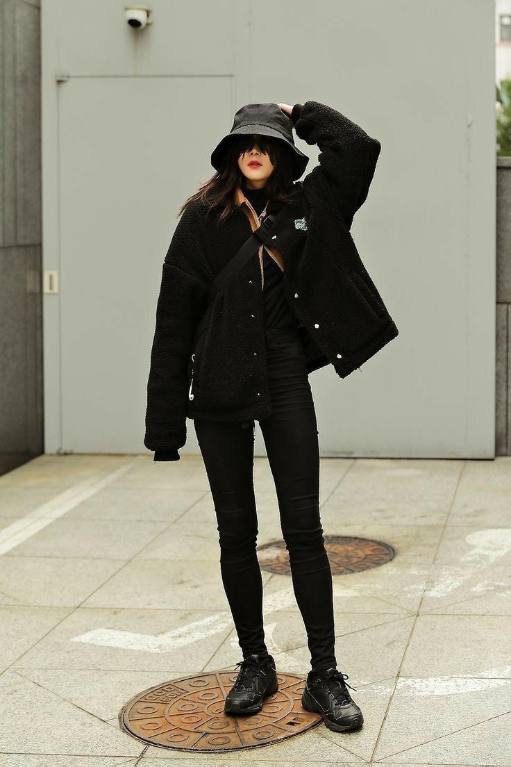 fashion #streetwear #outfits #ulzzang #aesthetic #korean #cute