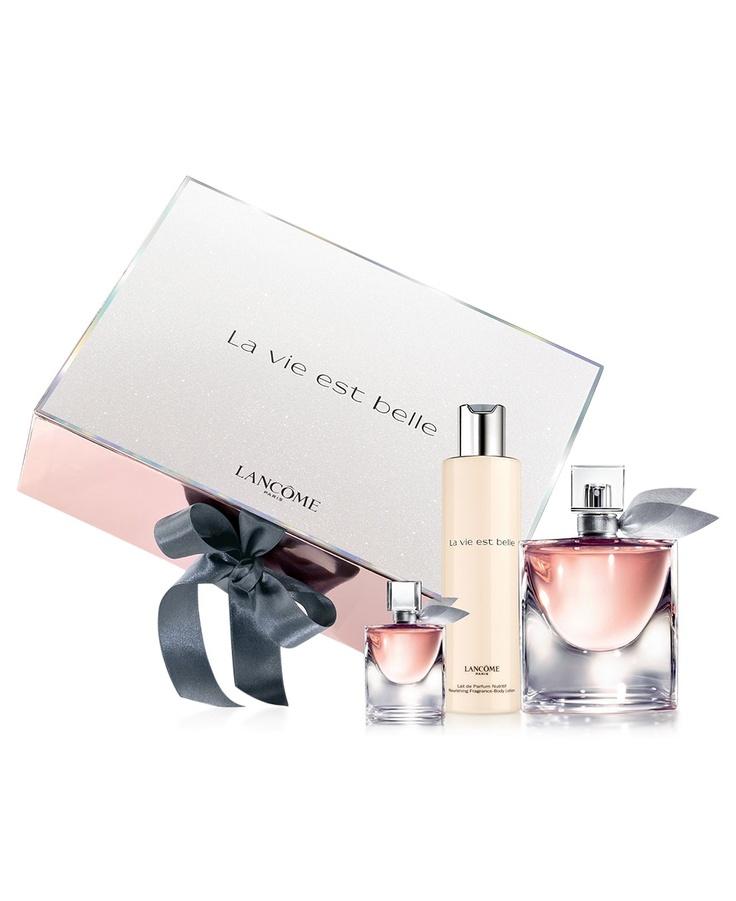 Lancôme La vie est belle Inspiration Set - Perfume - Beauty - Macy's