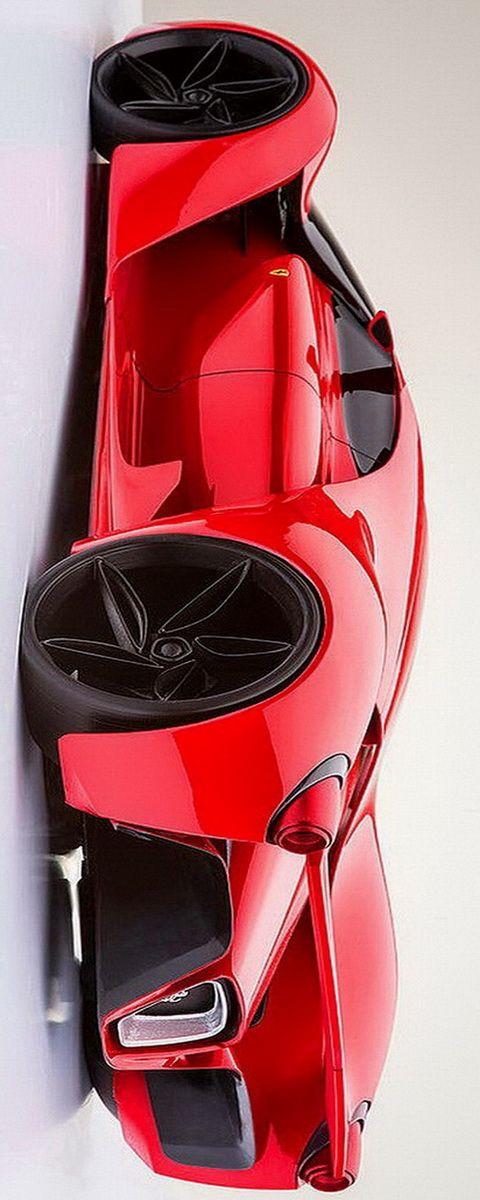 Ferrari F80 Hybrid Concept 2015 V8 Biturbo Kers 1.200 cv 500 kmh 0-100 kmh 2,2 s-1