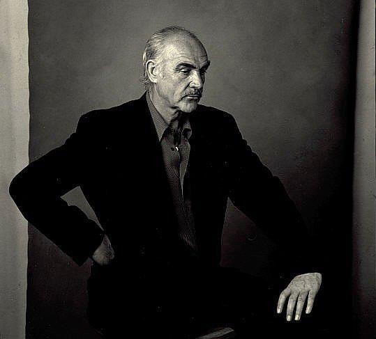 Sir Sean Connery by Annie Leibovitz