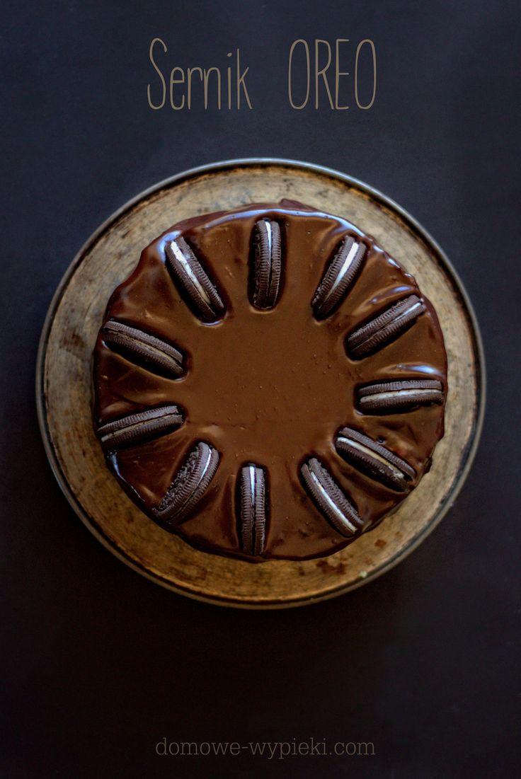 Oreo cheesecake   #oreo #sernik #cheesecake #chocolate