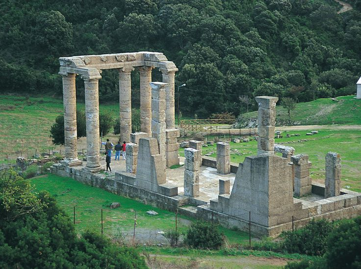Temple of Antas, Fluminimaggiore