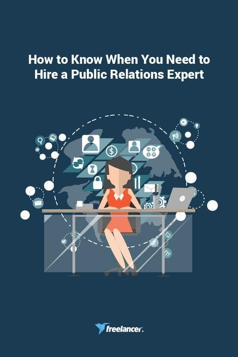 How to Know When You Need to Hire a Public Relations Expert  #brandmarketing #branding #smallbusiness #entrepreneurship #startup #marketing #pr #publicrelations #freelancer #freelancing