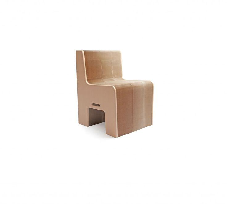 Flexible Love (folding chair) by Chi-Shen Chiu, 2005.