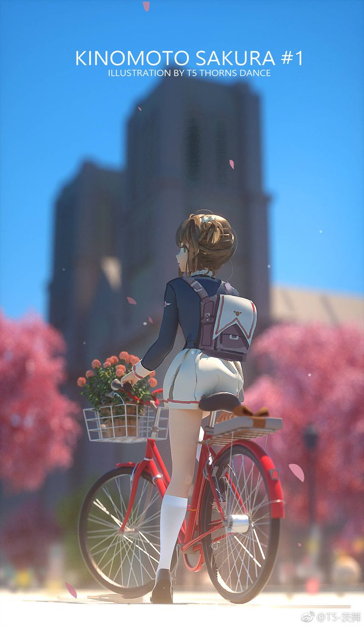 T5-茨舞 [カードキャプターさくら] 木之本桜