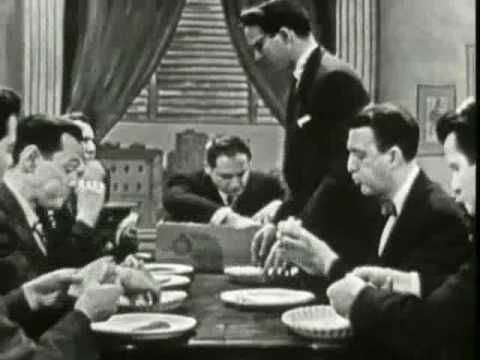 "Sid Caesar - ""Big Business"" with Carl Reiner and Howard Morris"
