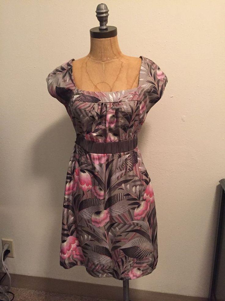 Anthropologie Moulinette Soeurs Floral Dress 2 | eBay
