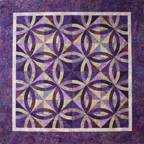 124 best Double Wedding Ring quilts images on Pinterest Wedding