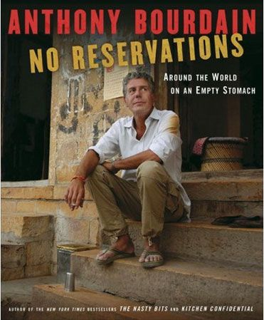 Anthony Bourdain Shares His Top Five Travel Tips #traveladvice