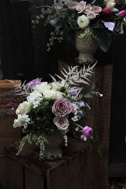 Sarah Winward... amazing floral designer!! these are my wedding flowers! :)