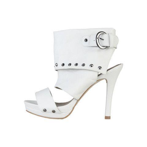 Primadonna sandaler celadon hvit – Gledelig .no