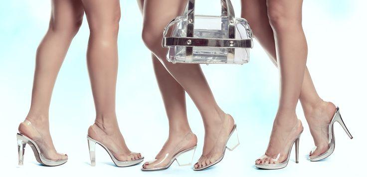 #Magrit Hedonistas.com,el magazine del lujo y la vida premium dedica un interesante artículo a nuestra icónica colección transparente. En la imagen SILVIE,JAZMIN,SILVINA Y CRISTAL BOX.  http://www.hedonistas.com/moda-y-co/coleccion-de-zapatos-transparentes-magrit