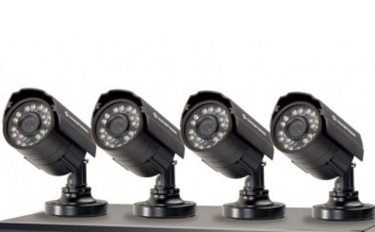 Sistem supraveghere CCTV kit DVR 4 camere exterior/interior, cu HDMI, internet, infrarosu, optiune vizionare de pe Smartphone, accesorii complete, la 664 RON in loc de 1500 RON  Vezi mai multe detalii pe Teamdeals.ro: Sistem supraveghere CCTV kit DVR 4 camere exterior/interior, cu HDMI, internet, infrarosu, optiune vizionare de pe Smartphone, accesorii complete, la 664 RON in loc de 1500 RON