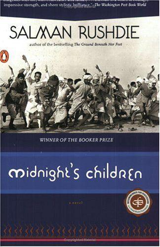 salman rushdie midnight's children covers - Bing Images