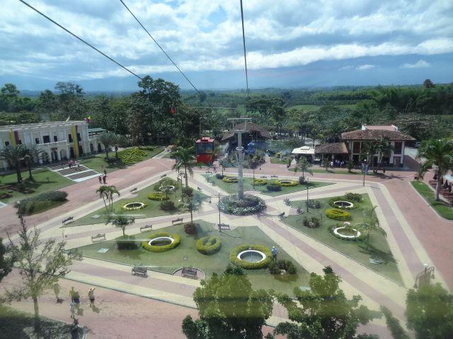 Parque del cafe-Colombia