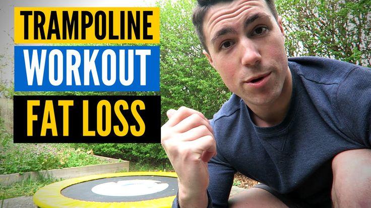 This Mini Trampoline Workout Burns 1,000 Calories an Hour? | Rebounding