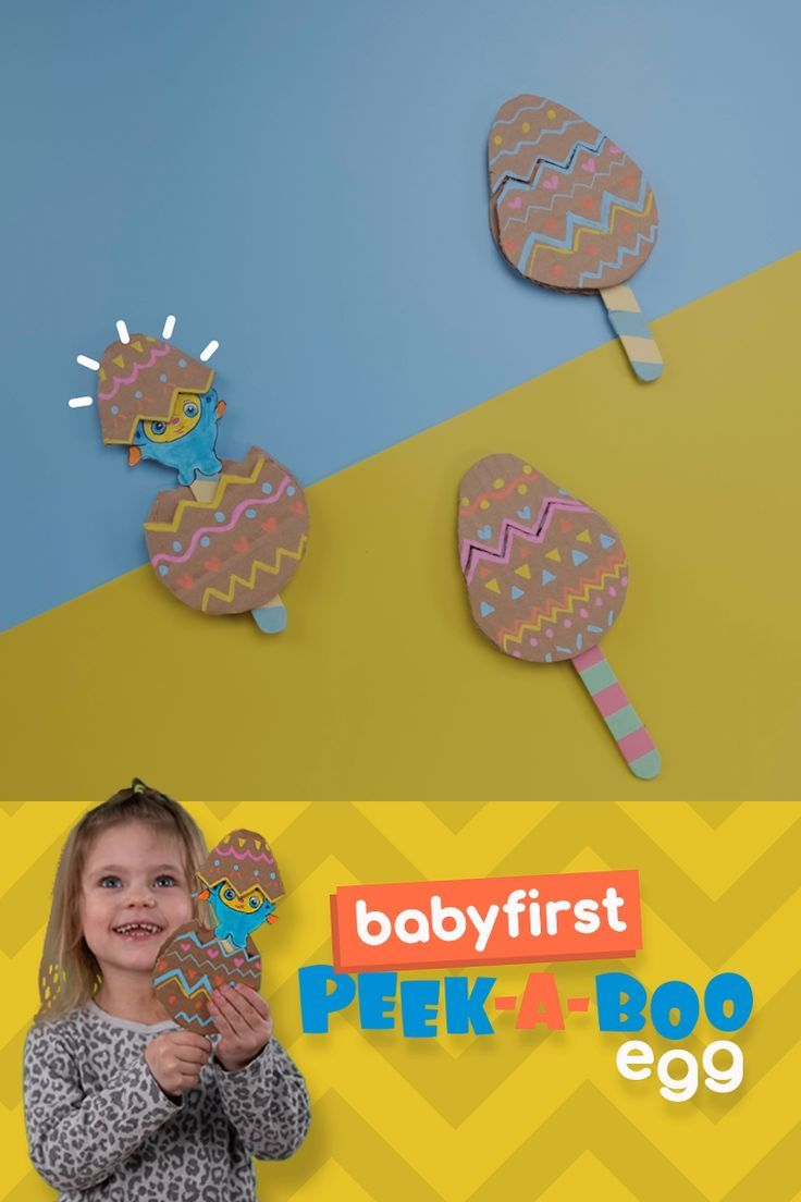 A Fun And Simple Easter Egg Toy To Make With Your Child This