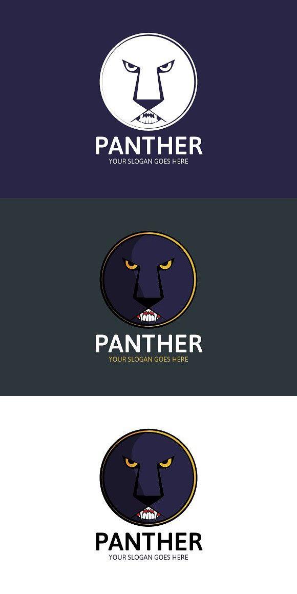 Panther Logo With Images Panther Logo Logos Cute Logo