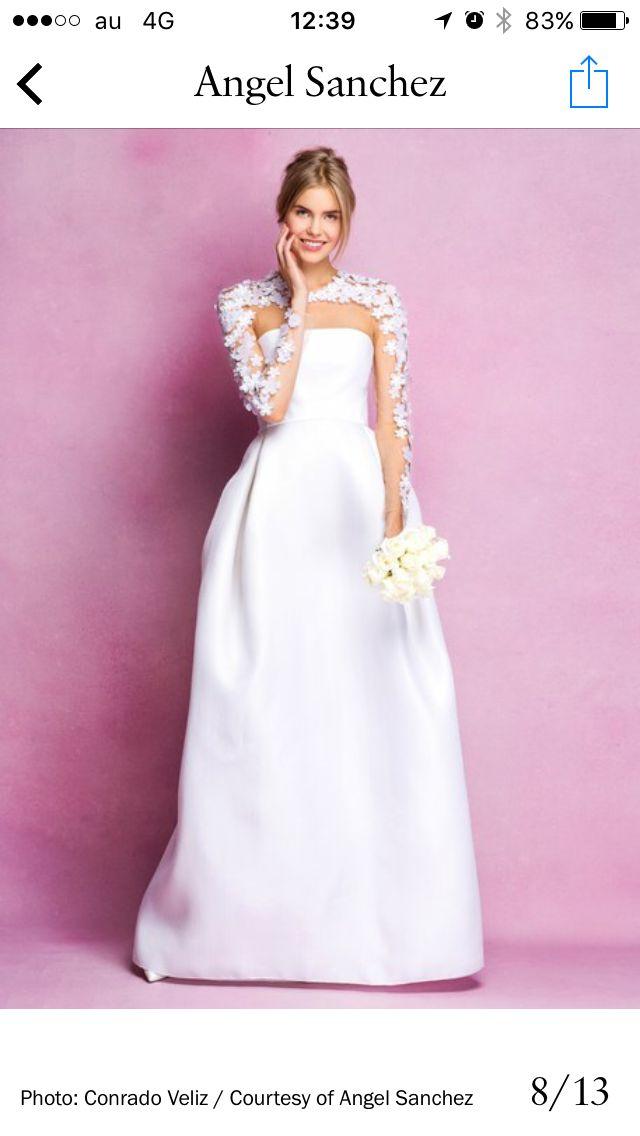 Mejores 54 imágenes de Dress en Pinterest | Vestidos de novia ...