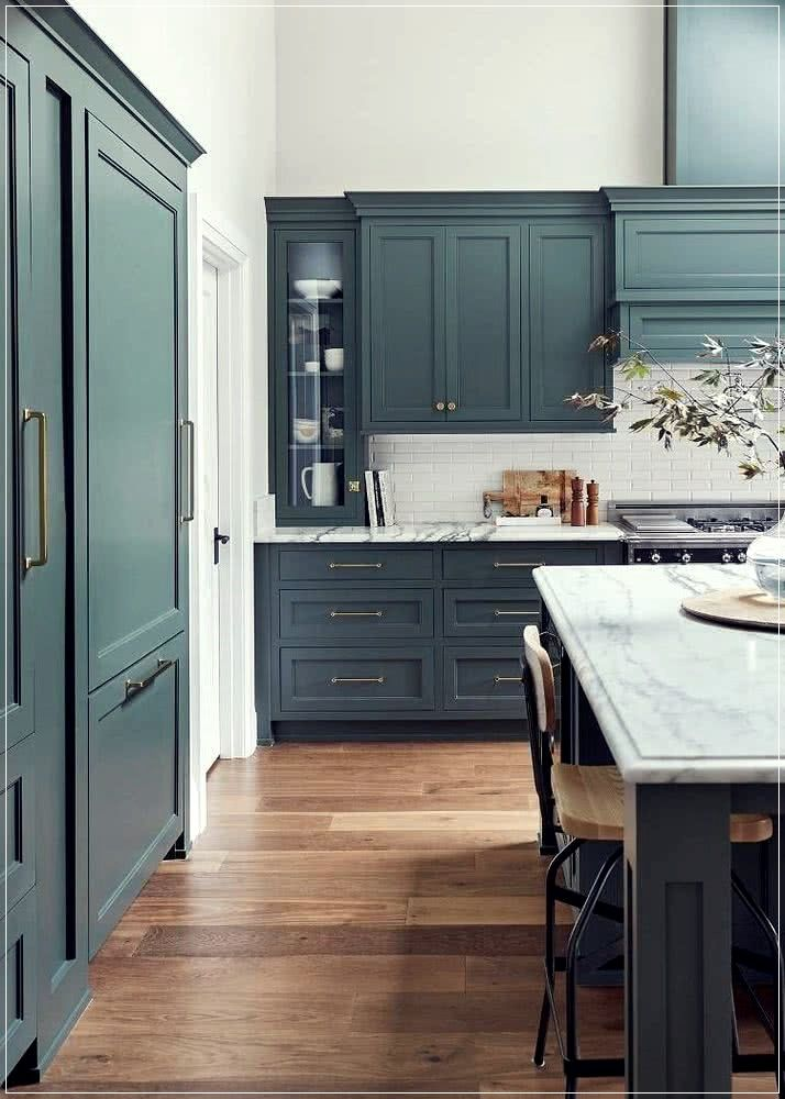 Colors For Kitchen 2020 Trends And Images Kitchen Colors Kitchen Design Kitchen Paint Colors