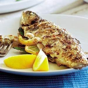 Gevulde forel recept - Vis - Eten Gerechten - Recepten Vandaag