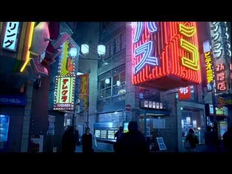 Channel 4 Ident: Tokyo 2005.