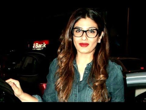 FIR Filed Against Raveena Tandon For Using Mobile Inside a Temple