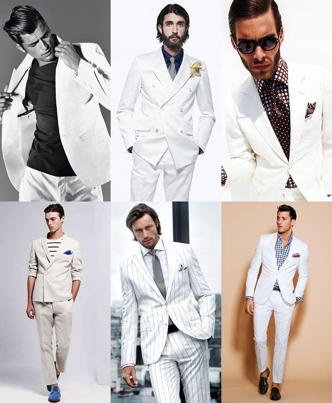men white suit - Google Search