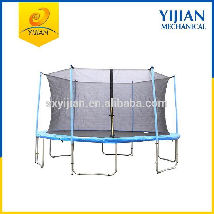 Shaoxing Yijian Small MOQ 14 Foot cheap trampoline for sale