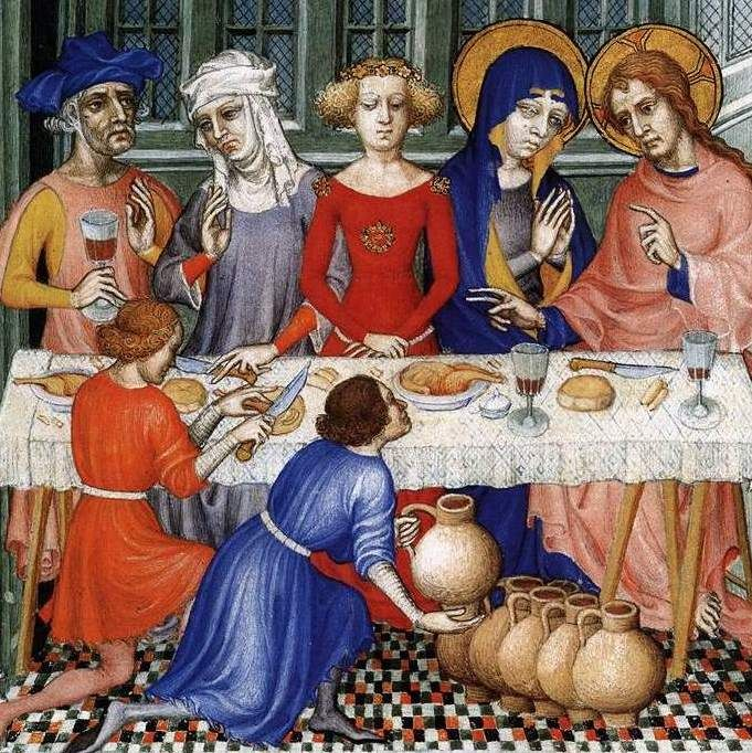 Image result for pictures of early medieval time trestle tables