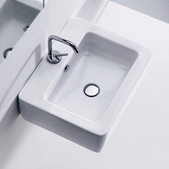 wayfair bathroom sinks. 19 7 x 15 Kerasan Ego Wall Mounted  Vessel Bathroom Sink Wayfair 27 best bathroom sink paired down images on Pinterest