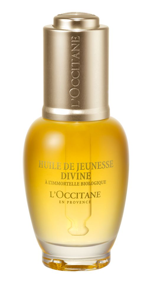 L'Occitane Divine Youth Oil for Fall 2014