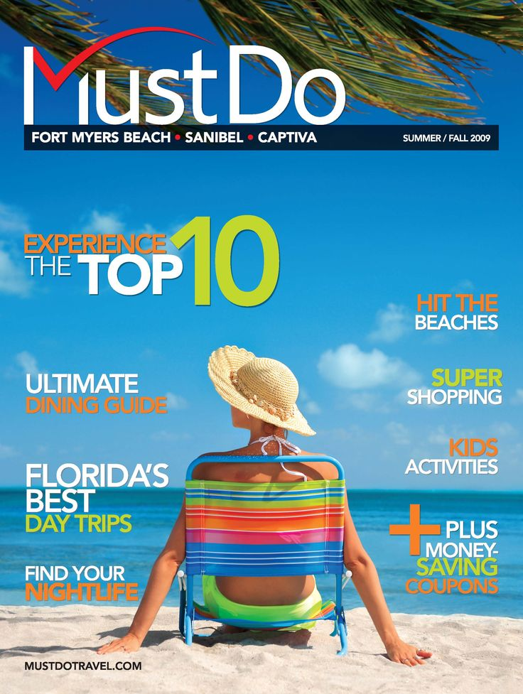 Must Do: 55 Best Images About Must Do Florida Visitor Guides On