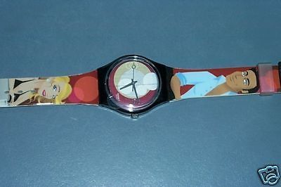 "Swatch Watch  "" PERFECT DATE "" WARRANTY NEW IN BOX #Swatch"
