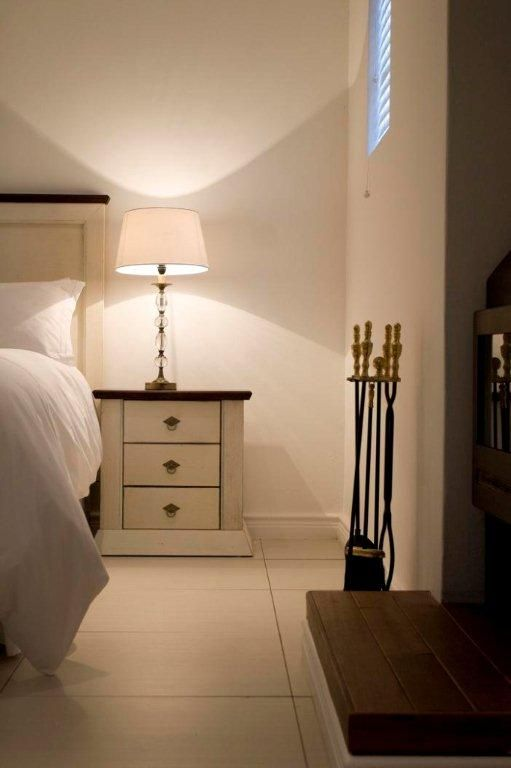 Slight view of one of the bedrooms